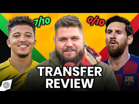Jadon Sancho To Manchester United… Still On?   Transfer Review