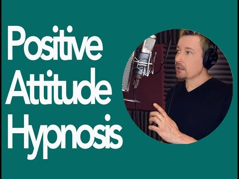 """""""Get A Positive Attitude!"""" - Free Hypnotherapy Session Download by Dr. Steve G. Jones"""