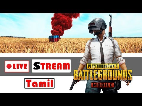 PUBG Mobile Tamil 🔴 Live Stream   Happy New Year   YTT is Back in Action
