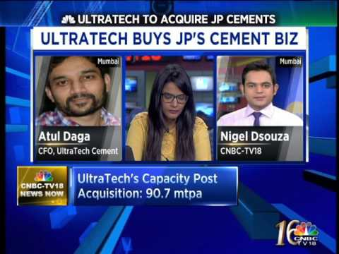 ULTRATECH TO ACQUIRE JP CEMENTS