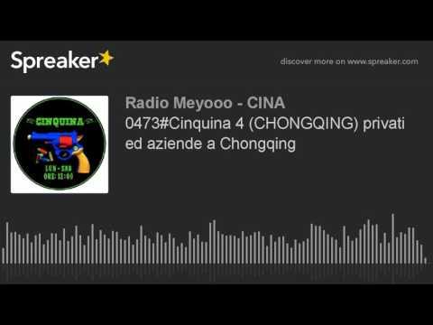 0473#Cinquina 4 (CHONGQING) privati ed aziende a Chongqing