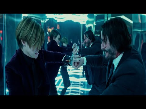 Download John Wick VS Ares\Final Fight Part 3 - John Wick: Chapter 2 (2017) [AEC:]