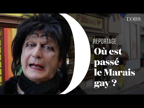 Yvette Leglaire Nous Emmène Dans Les Derniers Lieux Gays Du Marais, à Paris