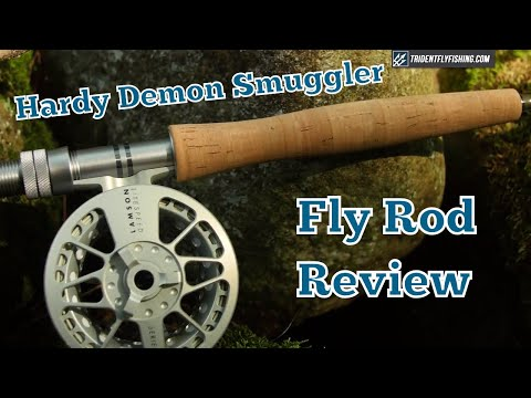 Hardy Demon Smuggler Fly Rod Review - 6 Piece