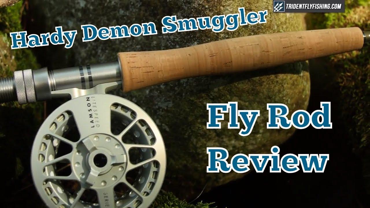 Hardy Demon 4 Piece Sintrix Fly Fishing Rods NEW 2019  Post Free