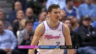Miami Heat vs Dallas Mavericks Full Game Highlights January 29 2018
