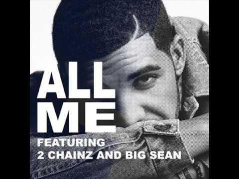 Drake Ft. 2 Chainz & Big Sean - All Me Instrumental
