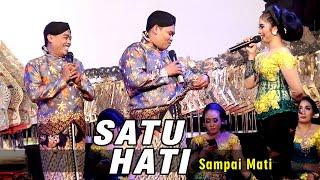 SATU HATI SAMPAI MATI - Komet Kelamin & Ewie Handoko