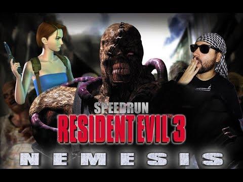 Resident Evil 3 (Nuevo PB 43:20)+Resident Evil 1 - Especial 28 de septiembre