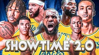 LA Lakers 2018-19 Highlights - Showtime 2.0?