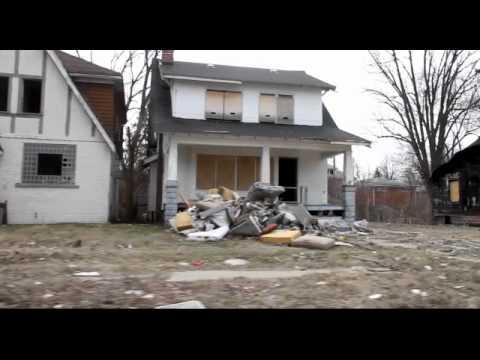 Download Rolling Down Robinwood Street, Detroit Michigan
