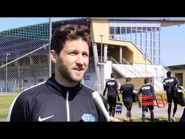 Inför Falkenbergs FF - Östers IF, Superettan 2018