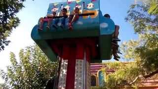 Allou fun park riding