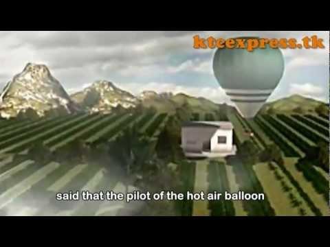 Hot Air balloon crash - 19 killed in Egypt