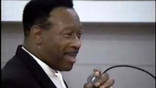 WILLIE NEAL JOHNSON & THE GOSPEL KEYNOTES - LIVE IN JACKSON MS 1998