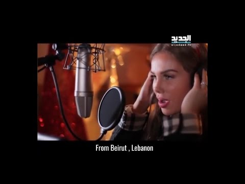 Lovely Arabic Christmas Song from Lebanon:  Singer : Nicole Saba (Pls Share)