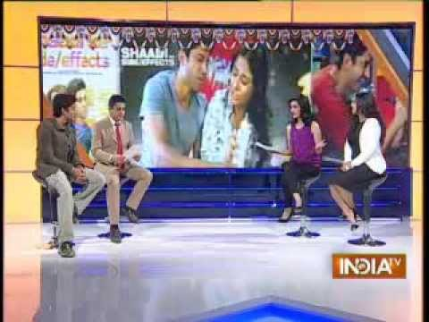 Farhan Akhtar, Vidya Balan speaks exclusively with India TV, Part 1