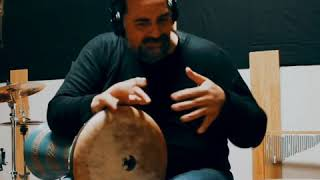 improvisation of darbuka and tar
