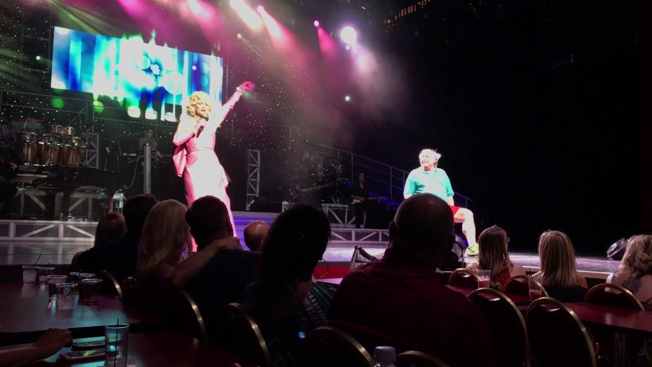 Marilyn Kerro showed her newborn baby 07/02/2018