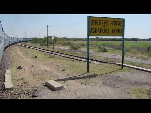 Train view -Travelling to Jaisalmer
