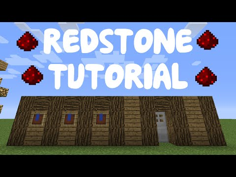 Minecraft how to make a redstone trading system