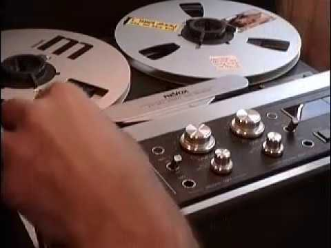 Goin' Crazy with reel-to-reel audio