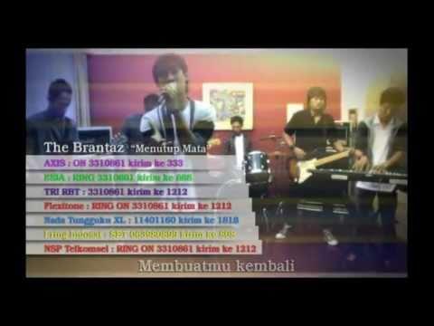 """Original Video Klip """" Menutup Mata """" The Brantaz"""