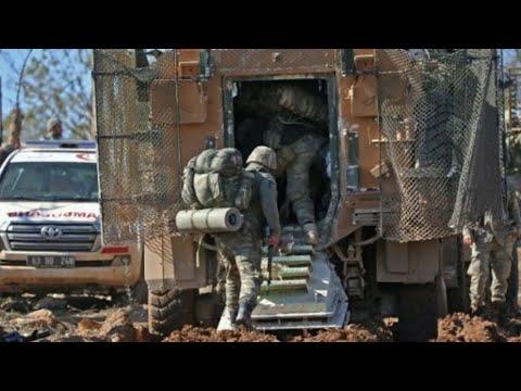 العراق: مقتل جندي تركي في هجوم بصواريخ على قاعدة عسكرية لأنقرة في شمال البلاد  - نشر قبل 2 ساعة