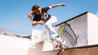 Ride With Nora Vasconcellos, adidas' First Female Pro Skater