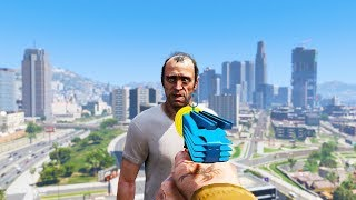 GTA 5 PC: REALISTIC DEATHS 60FPS (EUPHORIA RAGDOLL OVERHAUL) #92