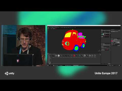 Unite Europe 2017 - Allegorithmic's new Substance Painter to Unity workflow
