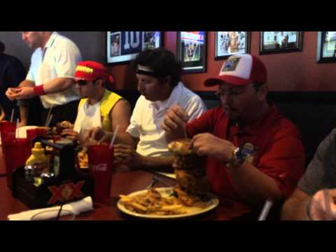 610 Stompers do the Bobby Hebert Cajun Cannon Challenge