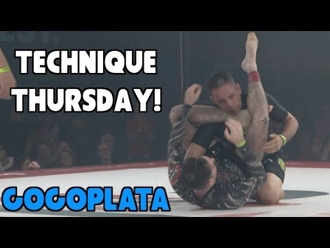 GoGoPlata | Steeyle Levine  | Technique Thursday | Powered by Fight 2 Win