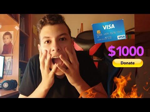 ΕΚΑΝΑ 1000$ DONATE ΣΕ YOUTUBER ΚΑΙ Η ΑΝΤΙΔΡΑΣΗ ΤΟΥ ΗΤΑΝ..