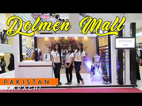 Dolmen Mall Tariq Road Karachi, Travel VLOG in Urdu