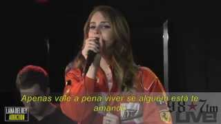Lana Del Rey - Video Games Live at 98 7FM Performance Studio legendado Thumbnail