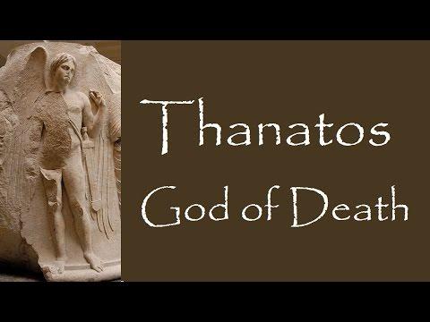 Greek Mythology: Story of Thanatos