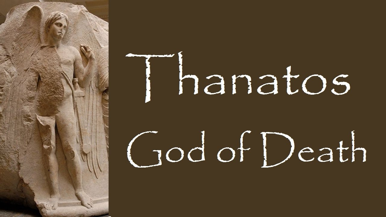 Greek Mythology Story Of Thanatos Youtube