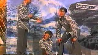 КВН Сборная Владивостока - 2003 1/8 приветствие