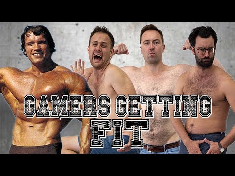 Gamers Getting Fit! Fitness Challenge (and you join in too!) | Viva La Dirt League (VLDL)