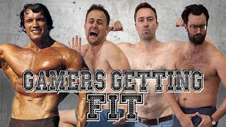 Gamers Getting Fit! - VLDL Fitness Challenge (and you join in too!)