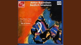 Play Piano Trio No. 2 in G Minor, Op. 15 No. 2 III. Allegro assai