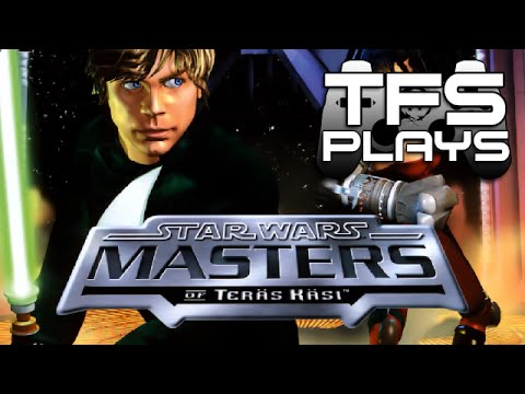 TFS Plays: Masters of Teräs Käsi