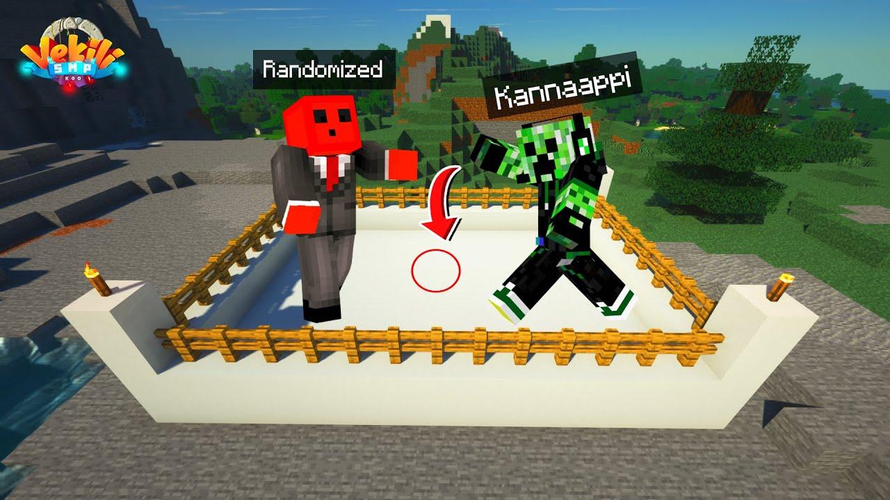 VEKILI SMP : BIG Fight Between Randomized and Kannaappi  EP 13