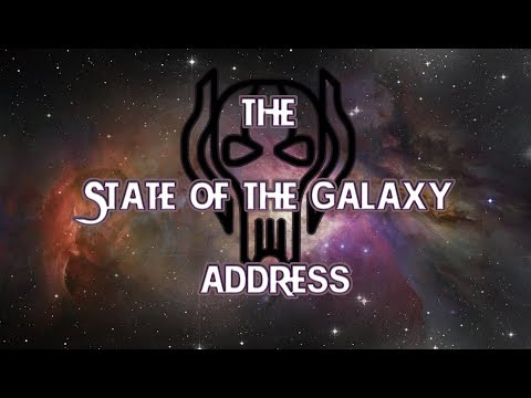 SWGOH State Of The Galaxy Address | Star Wars: Galaxy of Heroes