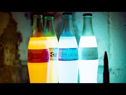 Glow-in-the-Dark Nuka Cola! -- Game LÜT #30