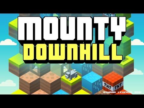 Mounty Downhill