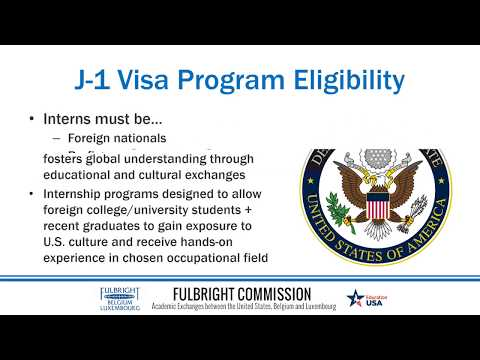 Internships In The United States: Intro To J-1 Visa Internship Opportunities