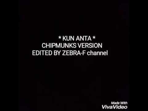 KUN ANTA * CHIPMUNKS VERSION *