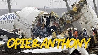 Classic Opie & Anthony: Plane Kills Jogger, Unlucky Lottery Stories (03/17/10)